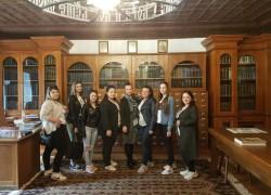 посета на Рилската библиотека